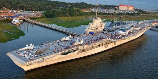 PATRIOT BRUNCH Aboard the USS Yorktown - Reservations