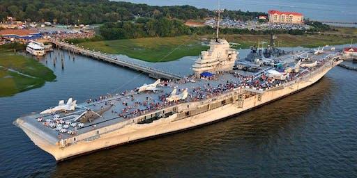 PATRIOT BRUNCH Aboard the USS Yorktown - Reservations