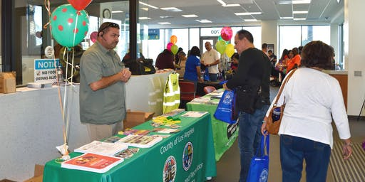 L.A. County Development Authority - Community Meeting and Resource Fair