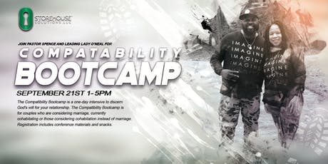 The Compatibility Bootcamp tickets