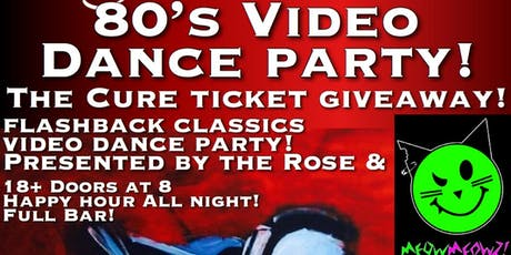 80's Night at The Rose tickets