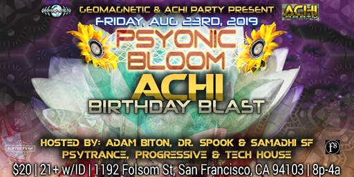 Psyonic Bloom