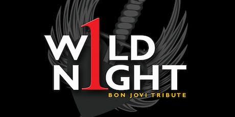 Bon Jovi Tribute show with 1 Wild Night tickets