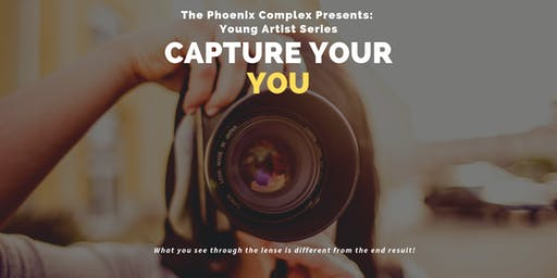 Photography Workshop: Capture Your You