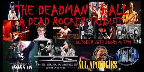 Deadman's Ball w/ All Apologies tickets