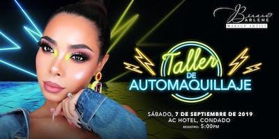 Taller Automaquillaje- Condado- 7 de Septiembre (PM)