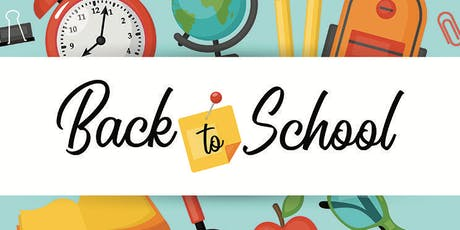Back to School Event! Prepare your Backpack! tickets