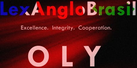 Lex Anglo-Brasil OLY Gala Dinner 2019 tickets