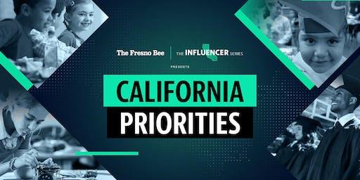 California Priorities: Education Event