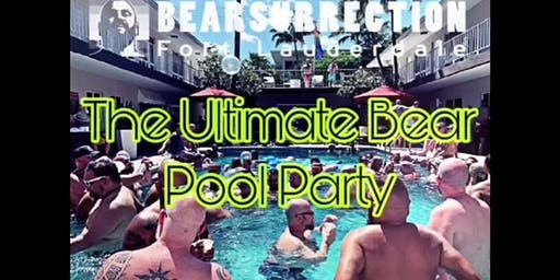 The Ultimate Bear Pool Party