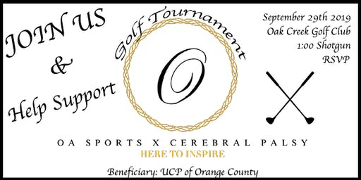 OA Charity Golf Tournament