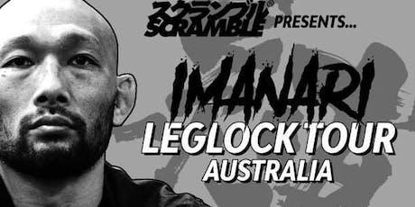 Masakazu Imanari Leglock Seminar tickets