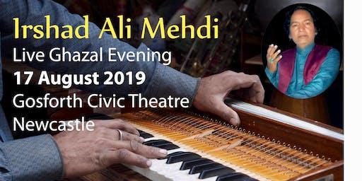 Irshad Ali Mehdi -  Ghazal Mehfil
