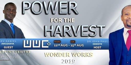 Wonder Works 2019