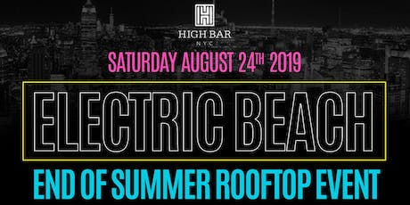 Electric Beach tickets