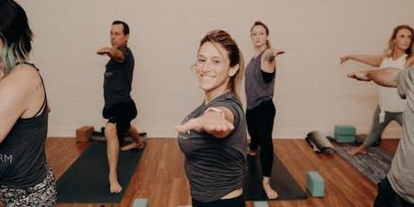 Align & Refine - Beginners & Refinement Yoga Workshop Series tickets