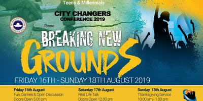 City Changers Conference 2019