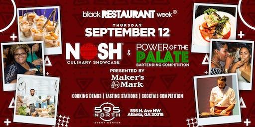 NOSH Culinary Showcase - Atlanta 2019