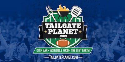 Green Man Tailgate – Texans vs. Jaguars