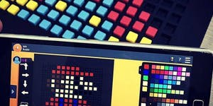 Video Game Design with Bloxels - November 2019