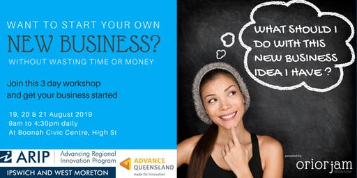 Start your own Business Bootcamp