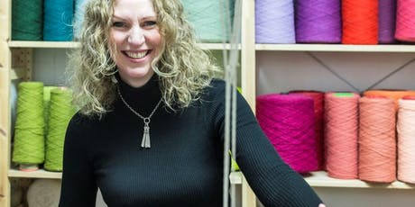 ARThub07 Angie Parker:  Learn to Weave in Colour tickets
