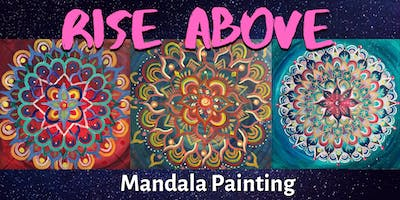 Rise Above Mandala Painting