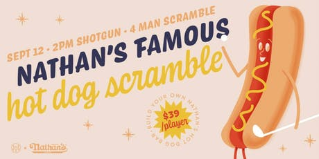 Nathan's Famous Hot Dog Scramble  tickets