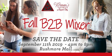 Business 2 Business Mixer - September 11th - Women's Network of Rapid City tickets