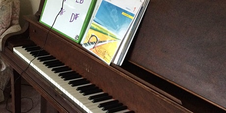 FREE Simply Music Piano Introductory Session (via ZOOM!) tickets