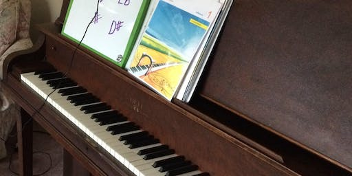 FREE Simply Music Piano Introductory Session