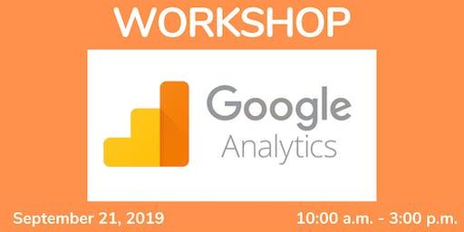 Google Analytics Engagement Workshop