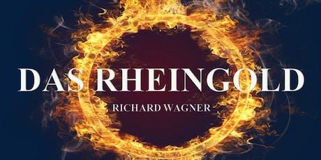 Wagner's Das Rheingold Tickets