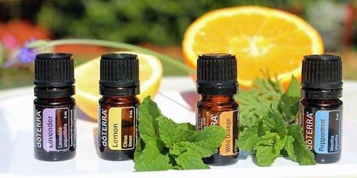 Essential Oils: Nature's Medicine & More