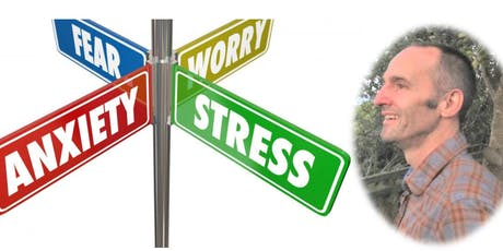 Manage Worry and Anxiety with Dr Richard Worrall tickets