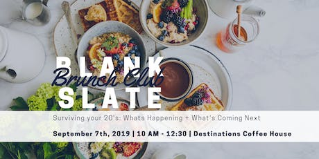 Blank Slate Brunch Club tickets