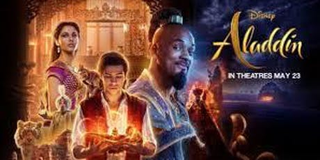 Movies in the Park- Aladdin (2019) tickets