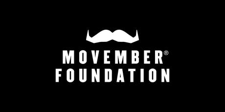 Movember Masters tickets