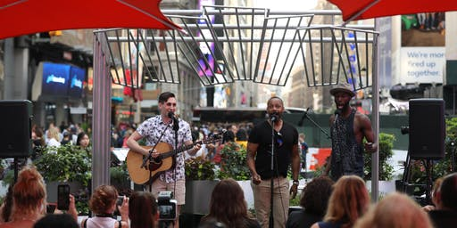 Broadway Buskers: August