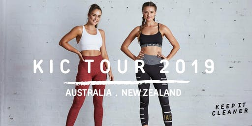 Keep it Cleaner Workout (Melbourne) with Steph Claire Smith & Laura Henshaw