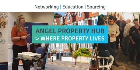 ANGEL PROPERTY HUB - Networking tickets