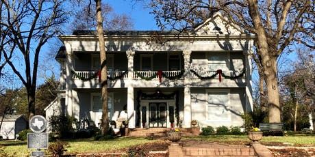 Historic Waxahachie Christmas Tour of Homes tickets