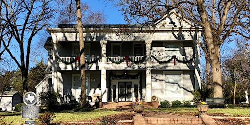 Historic Waxahachie Christmas Tour of Homes
