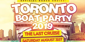 Toronto's Last Cruise Of Summer 2019 | Saturday August...