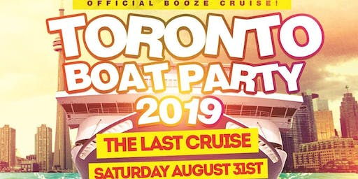Toronto's Last Cruise Of Summer 2019   Saturday August 31st (Official Page)