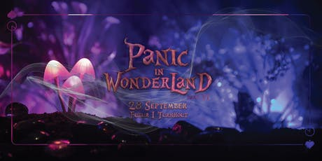 Panic in Wonderland pt 6 tickets