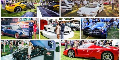 Luxury & Supercar Weekend 2019 tickets