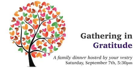 Gathering in Gratitude tickets