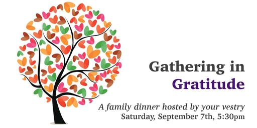 Gathering in Gratitude