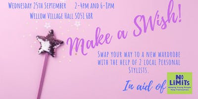 Make a SWish! (Afternoon ticket 2-4pm)